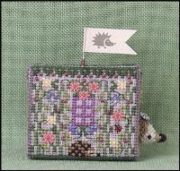 Click for Heather's Hedgehog House