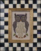 JN255 Wise Old Owl