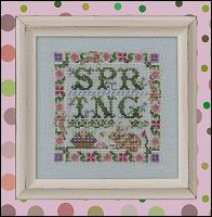 JN287 • Spotted Hare Spring
