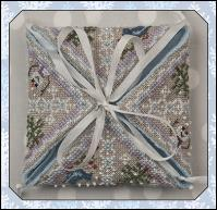 JN293 Winter in the Meadow - Needlebook Version - can also be framed
