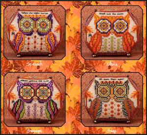Click for full details - Owls of October II