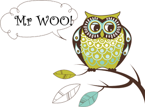 Mr WOO! Our Wise Old Owl