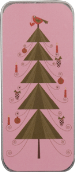 Pink Christmas Needle Slide • Click for more